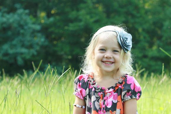 Zoe - age 4-12